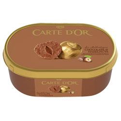 Carte D'Or zmrzlina 750ml, vybrané druhy