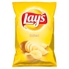 Lay's chips 140g, vybrané druhy