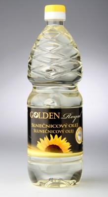 Golden Royal Slunečnicový olej