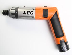 AEG aku přímý šroubovák SE 3,6