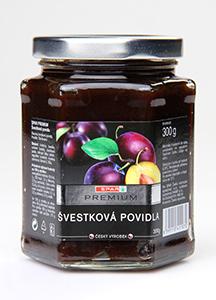 Spar Premium Švestková povidla