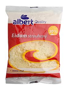 Albert Quality eidam strouhaný 30%