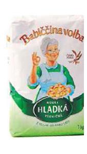 Babiččina Volba Mouka hladká pšeničná