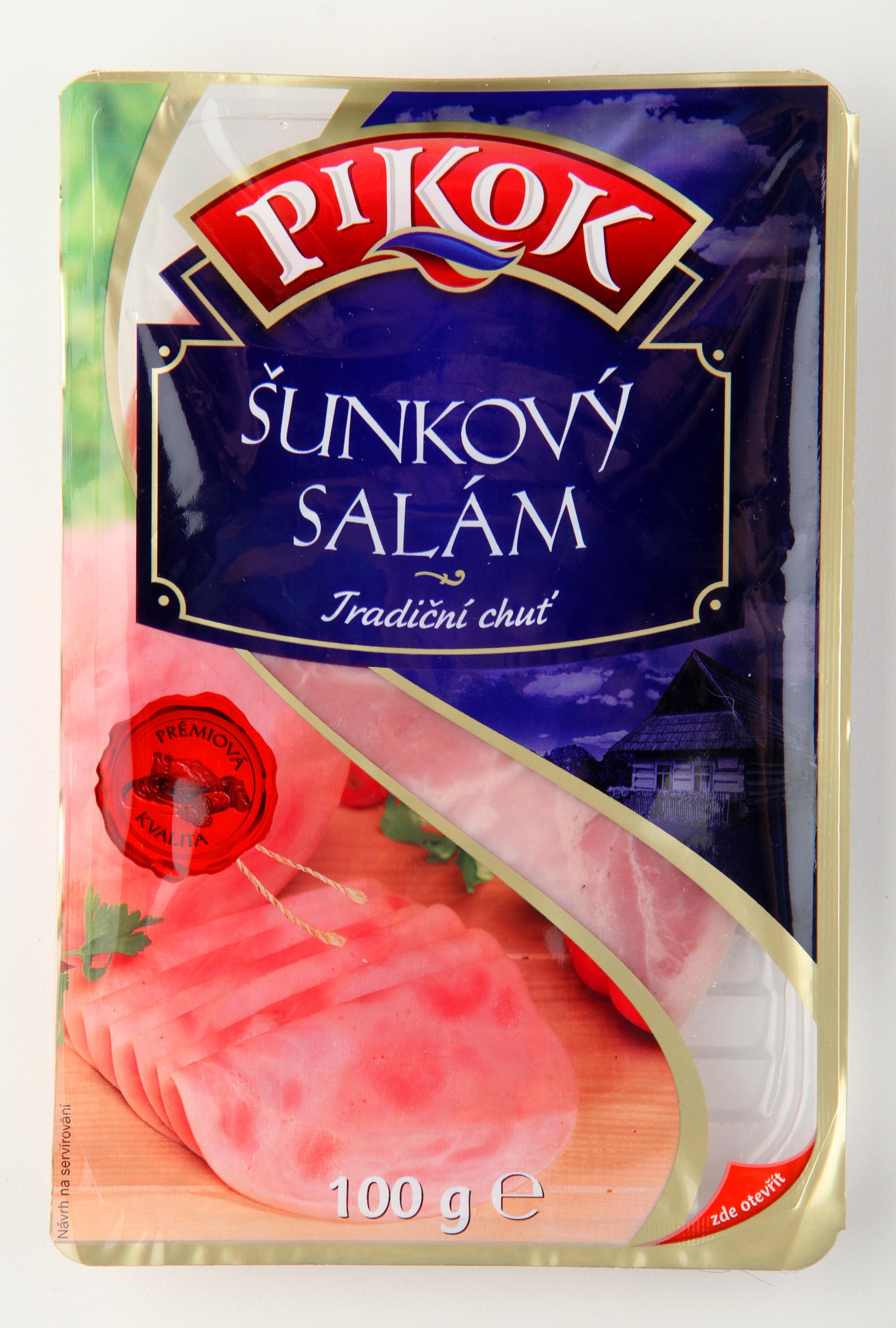 Pikok Šunkový salám