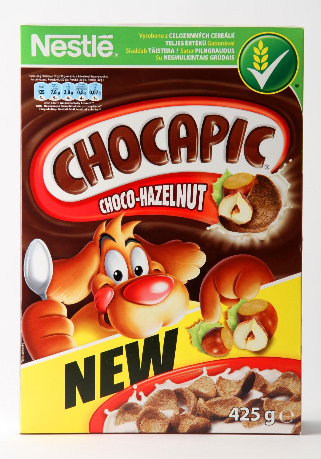Nestlé Chocapic Choco-hazelnut
