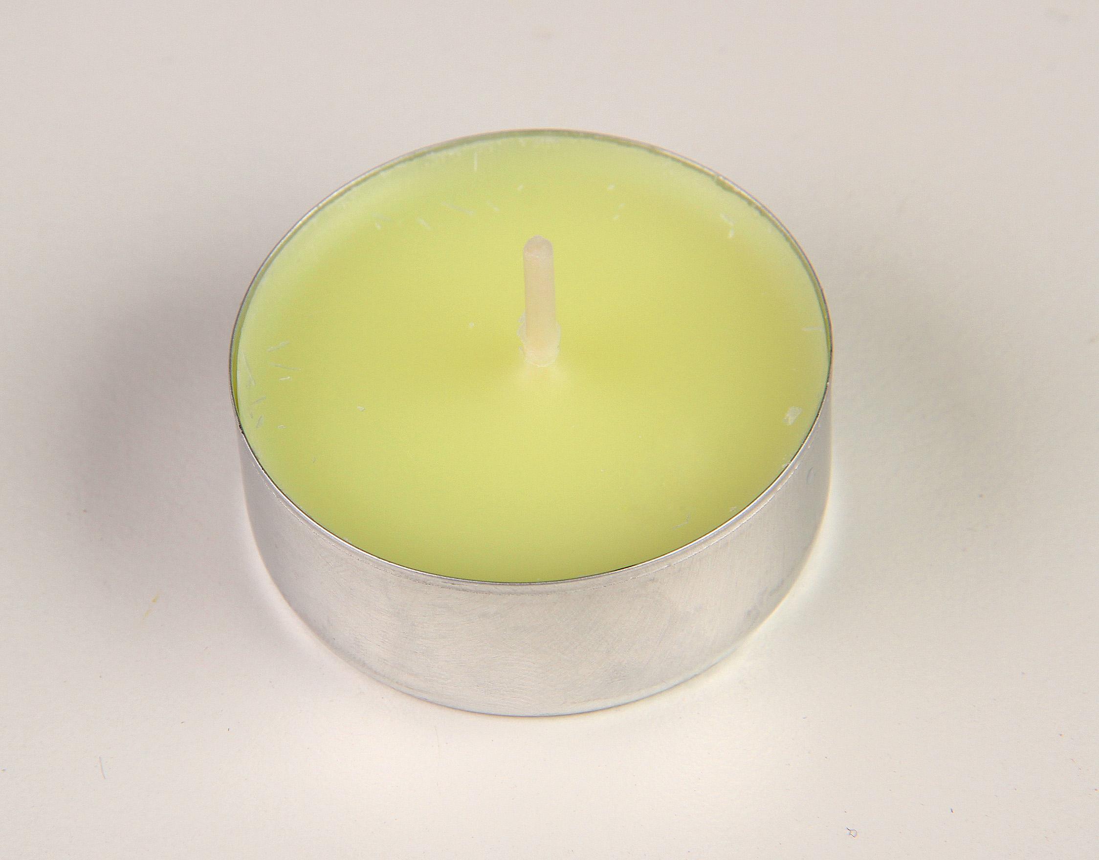 Čajová vonná svíčka Jasmine