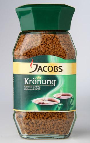 Jacobs Krönung Královské aroma