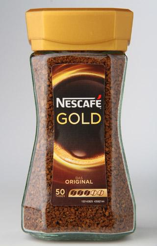Nescafé Gold Das Original