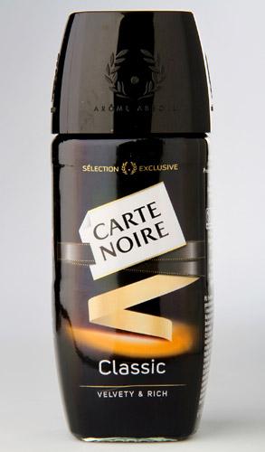 Carte Noire Classic Velvety & Rich