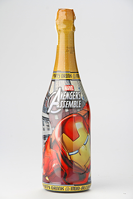 Avengers Assemble Party Drink