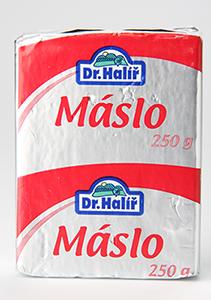 Dr. Halíř Máslo