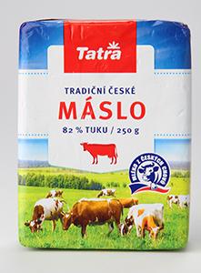 Tatra Tradiční české máslo KLASA