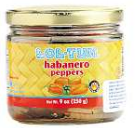 Lol-Tun Habanero peppers