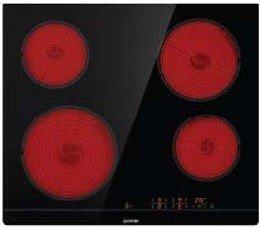 Sklokeramická varná deska ECT641BSC