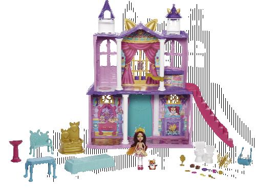 Enchantimals Královský zámek